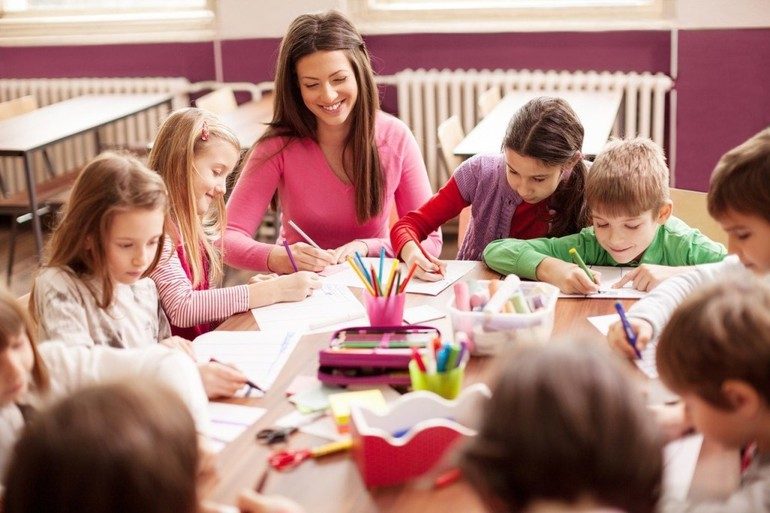 Учителя и воспитатели