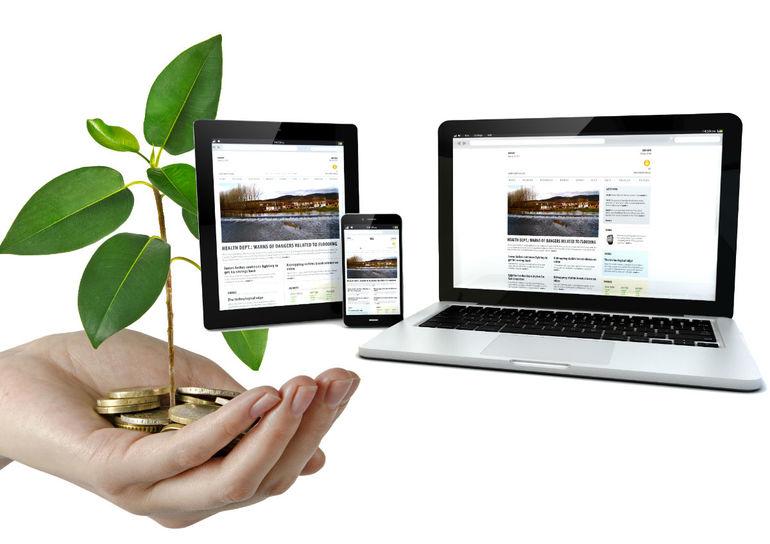 Способы заработка на своем сайте