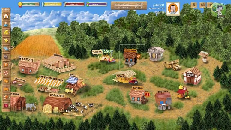 Как заработать на игре Ферма соседи
