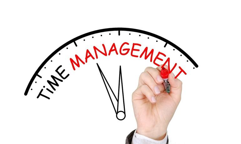 Тайм менеджмент- управление своим временем