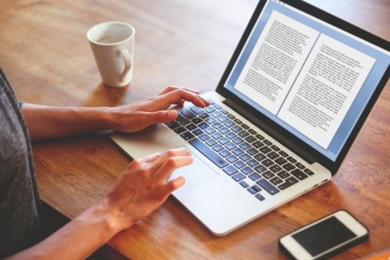 Написание текстов в интернете