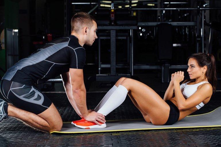 Можно стать фитнес инструктором