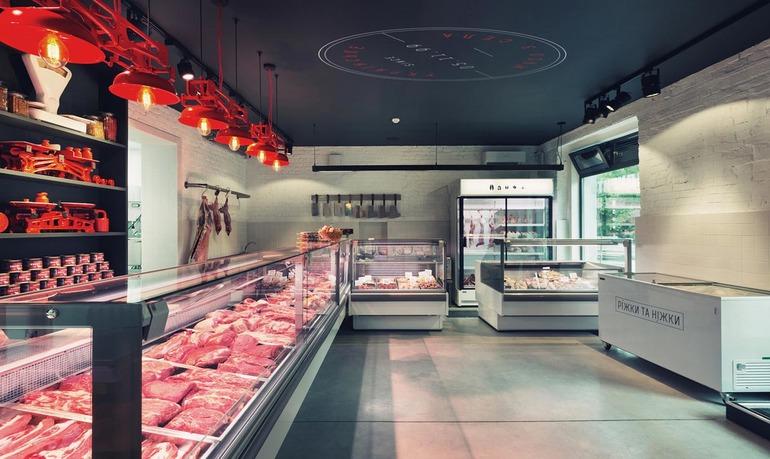 Проект развития мясного магазина