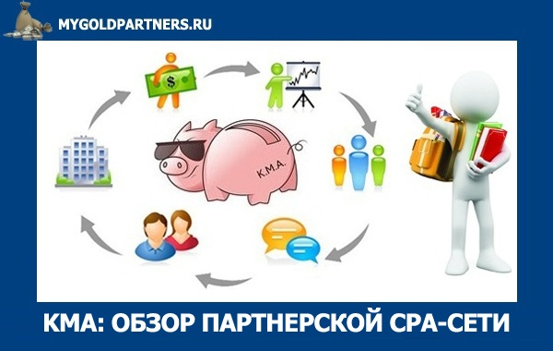 kma.biz: обзор cpa-сети
