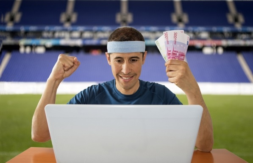 Заработок на спорте